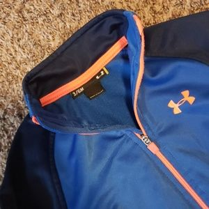 Under Armour Jackets & Coats - 3/$12 Under Armour track jacket